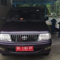 1 (satu) unit Mobil Toyota Kijang LX Tahun 2002 No.Polisi BD 1183 BY di Kabupaten Bengkulu Selatan