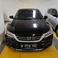 PERUM PERHUTANI-Mobil Honda Accord CP2 2.4 VTIL AT, No. Pol. B 2719 SXG, Tahun 2015, Rusak Berat, di Kota Jakarta Selatan