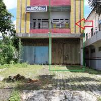 1 bidang tanah dengan total luas 140 m2 berikut bangunan di Kota Banjarmasin