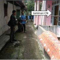 1 bidang tanah dengan total luas 67 m<sup>2</sup> berikut bangunan di Kabupaten Cirebon