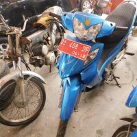 Sepeda Motor Merk Suzuki/ FL 125 SD di Kabupaten Hulu Sungai Selatan