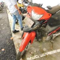 Sepeda Motor Merk Suzuki/ FK 110 SD K6 di Kabupaten Hulu Sungai Selatan