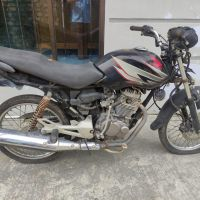 BPS Siak- Motor Honda Mega Pro Spoke di Kabupaten S I A K