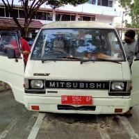 Pemkot Pekanbaru-86. Mobil merk/type Mitsubishi Colt L 300, Nopol BM 1264 AP, Tahun 1997, dokumen  STNK tdk ada