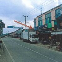 1 bidang tanah dengan total luas 170 m<sup>2</sup> berikut bangunan di Kabupaten Pringsewu