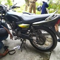Pemkot Pekanbaru-3. Sepeda motor merk/type Honda GLP III Sport, Nopol BM 2897 AP, Tahun 2002, dokumen  BPKB dan STNK tidak ada