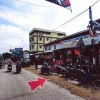 1 bidang tanah dengan total luas 150 m<sup>2</sup> berikut bangunan di Kabupaten Lampung Selatan