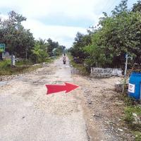 1 bidang tanah dengan total luas 9762 m<sup>2</sup> di Kabupaten Lampung Selatan