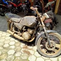Pemkot Pekanbaru-Satu paket sepeda motor dalam kondisi scrap eks. Nomor Polisi BM 3307 AP, BM 6991 AP, BM 6989 AP, dan BM 5132 AP