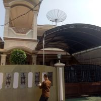 BRI Telukbetung: Dua bidang tanah luas tanah 240 m2 berikut bangunan, SHM No.1920/ktg dan SHM No.1921/di Kota Bandar Lampung