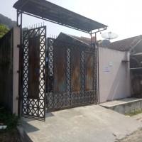 BRI Telukbetung: Sebidang tanah LT 128 m2 berikut bangunan sesuai SHGB 772/ktg diPerum Puri Asri Blok D No 9  Kota Bandar Lampung