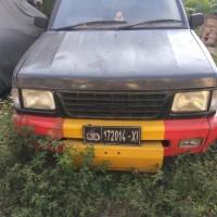 1 paket kendaraan terdiri dari 1 unit Roda empat dan 10 unit roda dua di Kota Denpasar (SAT BRIMOB POLDA BALI)