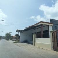 1 bidang tanah dengan total luas 1355 m<sup>2</sup> berikut bangunan di Kabupaten Bangkalan