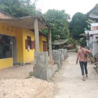 [PNM] 1. Sebidang tanah  luas 205 m2 berikut bangunan & turutannya sesuai SHM No.1106 di Nagari Taram Kec Harau
