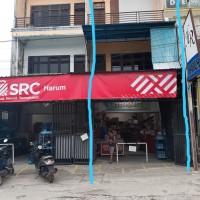 MNC3: 1 bidang tanah dengan total luas 90 m2 berikut bangunan di Kota Balikpapan