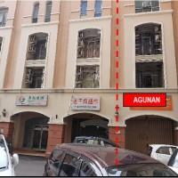 (PT BANK PANIN KCU SENAYAN) TB LT 299.46 m2 di Komplek Ruko Apartement Mediterania Gajah Mada No. 174 Blok LT.G-UG-G1-G2 No.TUB 09