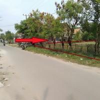 Sebidang tanah Seluas 1.011 m2 berikut segala sesuatu yang berada diatasnya di Kel/Des. Terumbu, Kec. Kasemen, Kota Serang