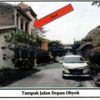 1 bidang tanah dengan total luas 127 m<sup>2</sup> berikut bangunan di Kota Surakarta