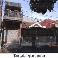 1 bidang tanah dengan total luas 153 m<sup>2</sup> berikut bangunan di Kabupaten Sidoarjo