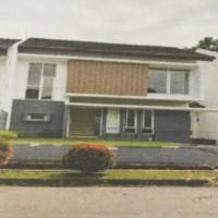 [PANIN Palmerah] 2. Sebidang tanah dengan luas 194 m2 berikut bangunan SHGB No. 571 di Perum Bogor Nirwana Residence Blok M No. 5 Kota Bogor