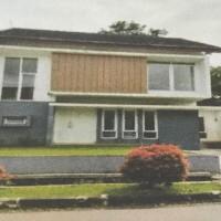 [PANIN Palmerah] 3. Sebidang tanah dengan luas 202 m2 berikut bangunan SHGB No 572 di Perum Bogor Nirwana Residence Blok M No. 6 Kota Bogor