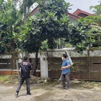 1 bidang tanah dengan total luas 347 m<sup>2</sup> berikut bangunan di Kabupaten Bekasi