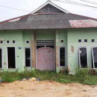 Sebidang Tanah Berikut Bangunan yang berdiri diatasnya dengan total luas 190 m2 di Kota Bontang