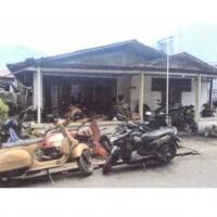 1 bidang tanah dengan total luas 338 m<sup>2</sup> berikut bangunan di Kota Ternate