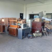 Peralatan dan mesin berupa peralatan laboratorium dan mebeulair kantor di Kabupaten Bantul