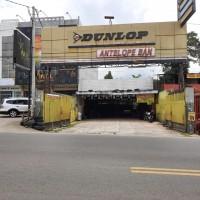Panin (3):SHM 138,LT 280 m2,brkt bangunan Showroom,Jl Ry Tajur 116A,Pakuan, Bogor Selatan,Kota Bogor