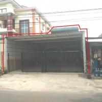 Bjb.Banten:1 bidang tanah dengan total luas 184  2+bangunan di Kel.Lontar Baru Kec.Serang Kota Serang