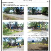 1 bidang tanah dengan total luas 1731 m2 di Kabupaten Mamuju