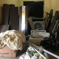 Satu Paket Peralatan dan Mesin dalam Kondisi Rusak Berat di Kota Makassar (Balai Jasa Konstruksi Wil. VI Makassar)