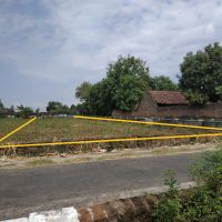 PNM Venture Capital-2. Tanah seluas 1322 m2 sesuai SHM No.1294 di Desa Simbatan, Kec. Nguntoronadi, Kab. Magetan