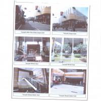 2. KURATOR PT.KAGUM K.H : 7 bidang tanah dengan total luas 3794 m2 berikut bangunan di Jl. Asia Afrika, No. 15 - 27 Kota Bandung