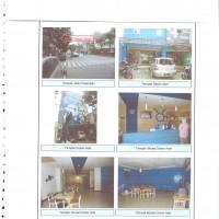 6. KURATOR PT.KAGUM K.H : 1 bidang tanah dengan total luas 380 m2 berikut bangunan di Jl. Pasirkaliki, No. 50, Kota Bandung