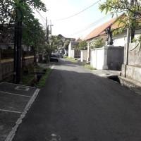 BPD Bali Kacab.Badung:2 bidang tanah dengan total luas 244 m2 berikut bangunan di Kota Denpasar
