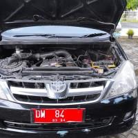(STAMET GTO) : 1 (Satu) Mobil Toyota Kijang  Innova E Tahun 2005 No Pol DM 84 Kondisi Rusak Berat