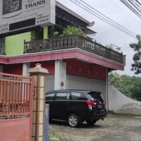 BRI Madiun- 2. Tanah seluas 451 m2 berikut bangunan SHM No.1855 di Jl Mayjend Panjaitan, Kel. Banjarejo, Kec. Taman, Kota Madiun
