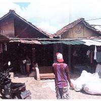 1 bidang tanah dengan total luas 206 m<sup>2</sup> berikut bangunan di Kabupaten Bekasi