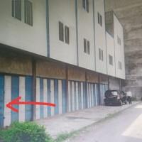 2.BNI : Tanah seluas 93 m2 berikut bangunan diatasnya, sesuai SHM 233 di Komp Ruko Rampah Indah, Sei Rampah, Kab Serdang Bedagai