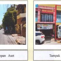 Kurator pailit - Tanah seluas 126 m2 berikut bangunan sesuai SHM No.3100 di Jl. Dr. Setiabudi, Kel. Kanigoro, Kec. Kartoharjo, Kota Madiun