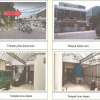 PAILIT (LELANG II) : 3 bid.tanah 198 m2 & bangunan, Jl.Bungur Besar No.88A-B-C, Gunung Sahari Selatan, Kemayoran Selatan, Jakarta Pusat