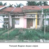 [bank mandiri medan] 2. tanah 122 m2 berikut bangunan di Kab Asahan