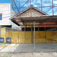 L. Eksekusi (PT Bank BRI KC Timika) : tanah berikut bangunan ruko dan gudang di atasnya, Luas tanah 611 m2 (SHM 0919/Inauga) di Timika, Papu