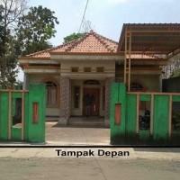 1 bidang tanah dengan total luas 388 m<sup>2</sup> berikut bangunan di Kabupaten Gunung Kidul