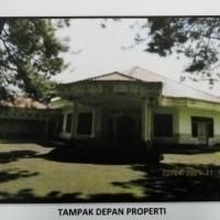 [BNI RRR WIL 12] Dua bidang tanah dengan total luas 4.463 m2 berikut bangunan Villa SHM No 435&676 di Citeko, Kab Bogor