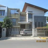4 bidang tanah dengan total luas 480 m<sup>2</sup> berikut bangunan di Kota Bandung