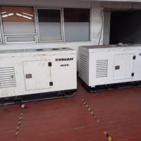 DIVHUMAS POLRI-1 (satu) Paket Barang Inventaris berupa Perangkat Server dan Genset yang kondisinya Scrap di Kota Jakarta Selatan