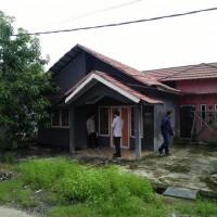 1 bidang tanah dengan total luas 135 m<sup>2</sup> berikut bangunan di Kota Banjar Baru